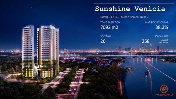 Hình ảnh phối cảnh dự án căn hộ Sunshine Venicia Quận 2 Chủ đầu tư