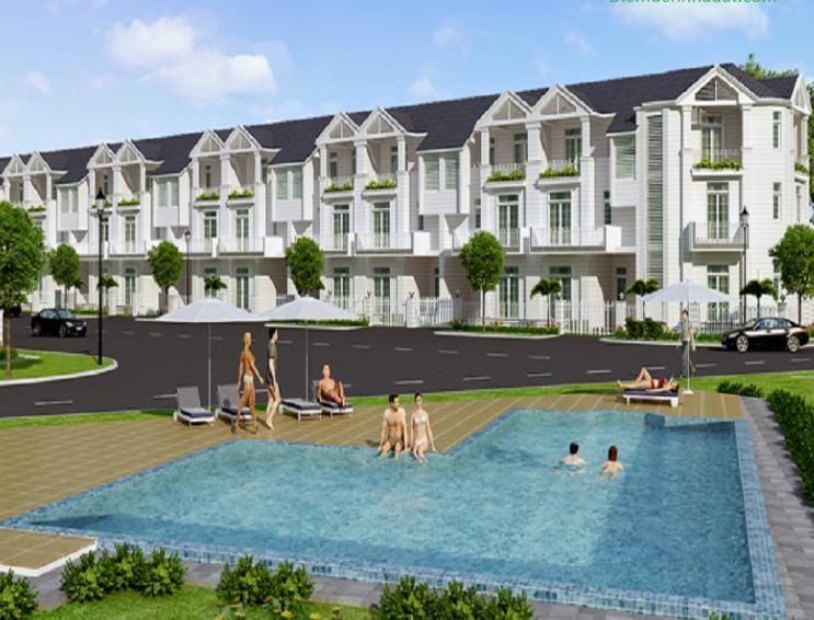 Tiện ích dự án căn hộ Hoja Villa Quận 9 đường Trường Thạnh