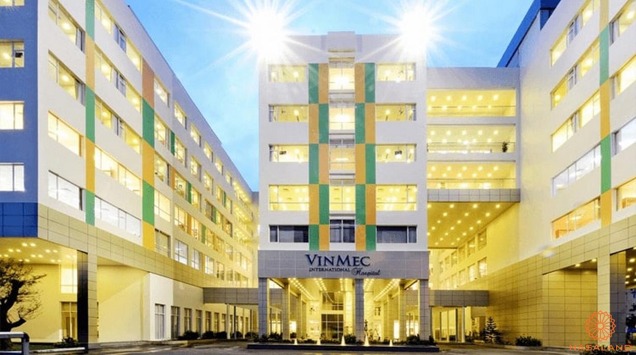 Bệnh viện Vinmec dự án The Manhattan Glory Vinhomes Grand Park