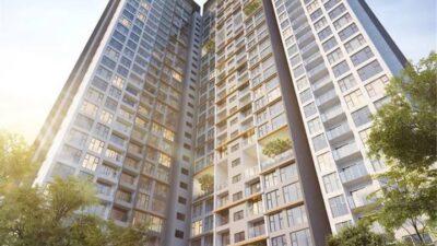Hình ảnh phối cảnh dự án căn hộ Feliz en Vista Quận 2 Chủ đầu tư CapitaLand