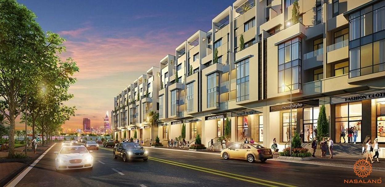 Dự án dự án D2Eight Quận 2 Chủ đầu tư CapitaLand