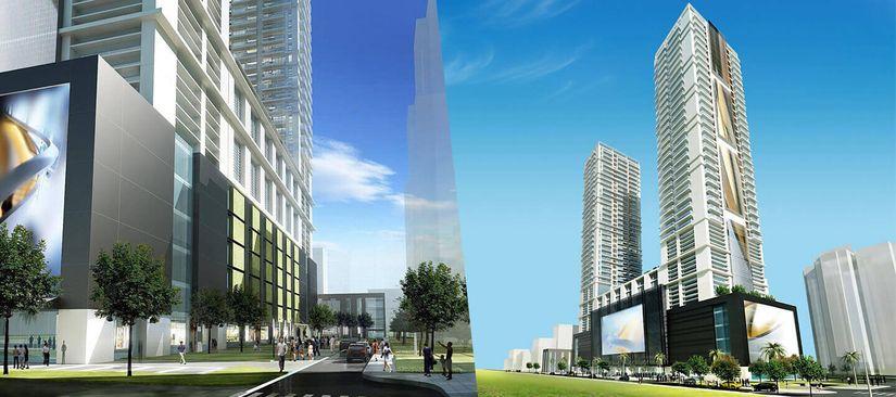 Mua bán cho thuê dự án căn hộ Cantavil An Phú Quận 2 đường Song Hành chủ đầu tư Deawon & Thủ Đức house