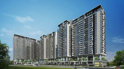 Hình ảnh phối cảnh dự án căn hộ One Verandah Quận 2 Chủ đầu tư Mapletree