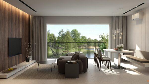 Thiết kế dự án Palm Garden thuộc đô thị Palm City