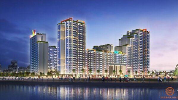 Hình ảnh phối cảnh dự án căn hộ New City Quận 2