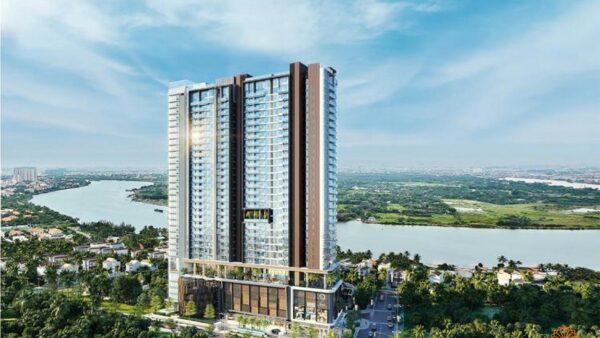 Hình ảnh phối cảnh dự án căn hộ Q2 Thảo Điền Quận 2
