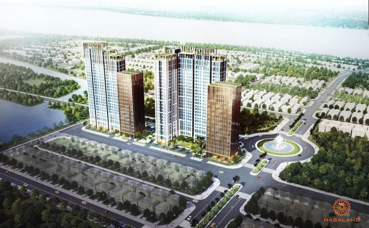 Căn hộ chung cư Citi Grand có chủ đầu tư Kiến Á