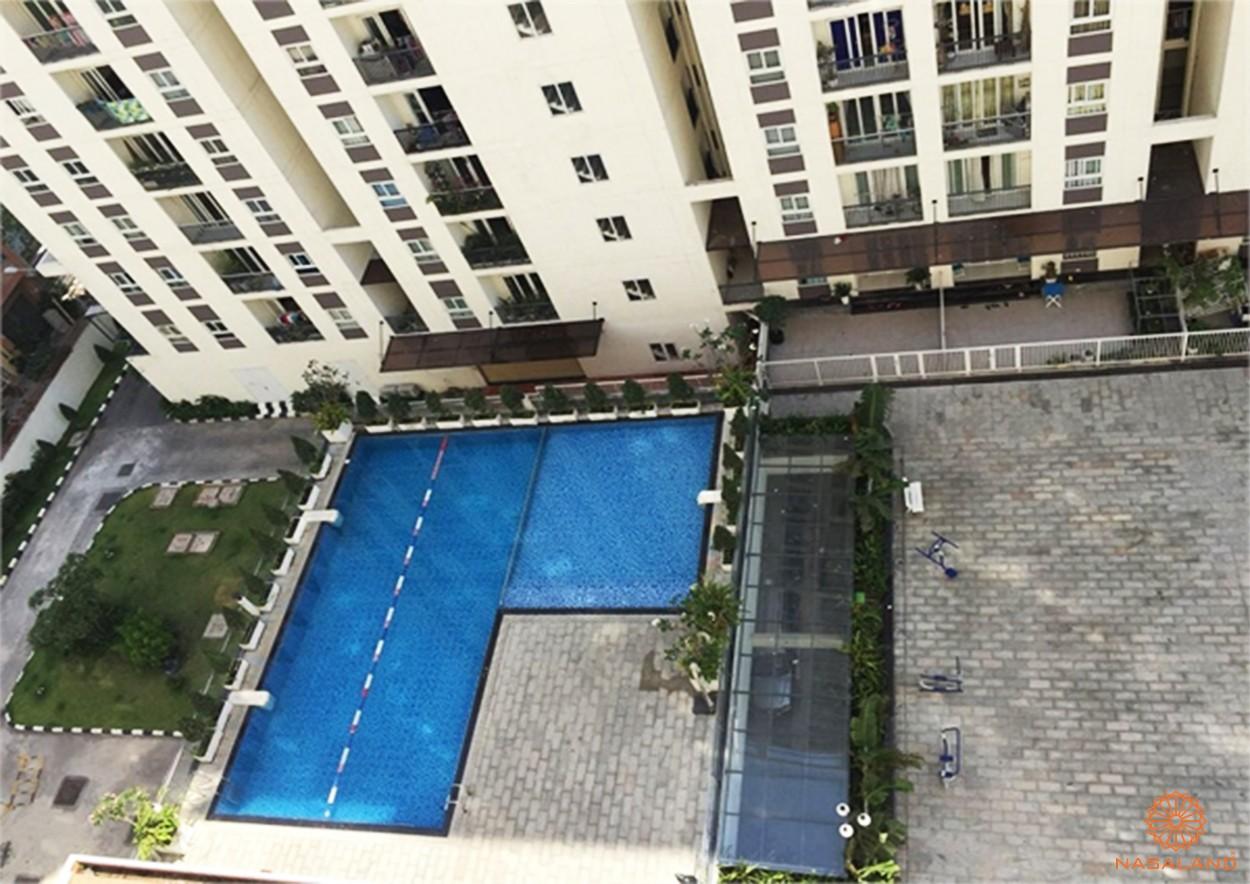 Tiện ích dự án căn hộ Chung Cư Bộ Công An Quận 2 đường chủ đầu tư Phú Cường Group