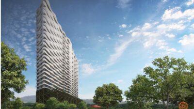 Hình ảnh phối cảnh dự án căn hộ Waterina Suites Quận 2