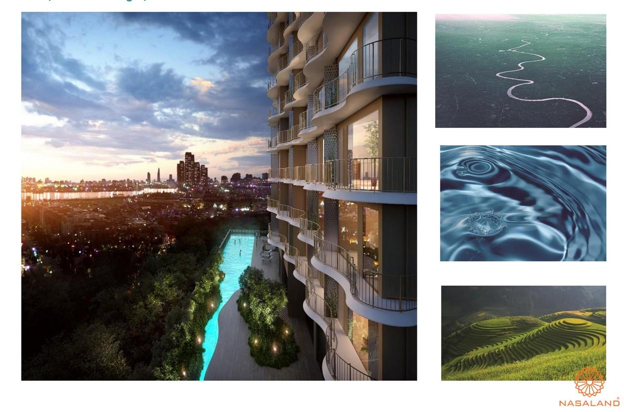 Thiết kế dự án căn hộ Waterina Suites Quận 2