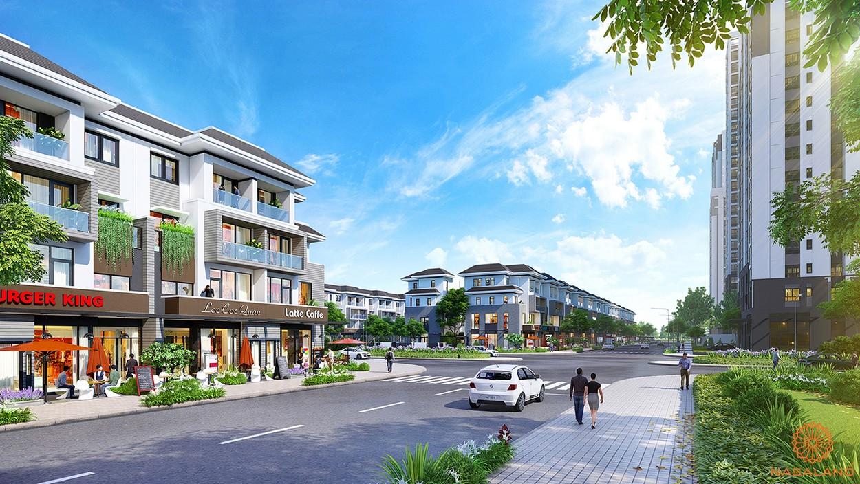 Hình ảnh phối cảnh dự án Lavila Đông Sài Gòn Quận 2 Chủ đầu tư Kiến Á Group