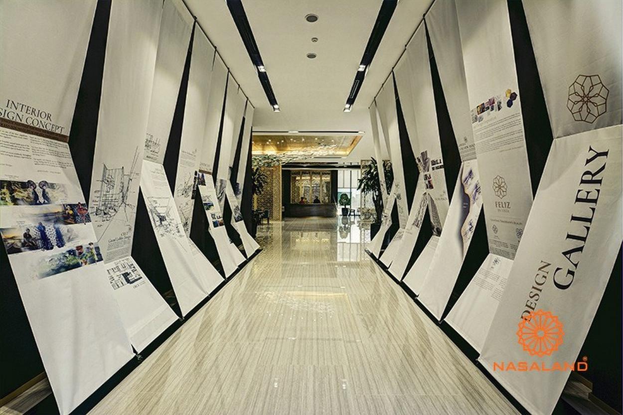 Nhà mẫu dự án căn hộ Feliz en Vista Quận 2 đường Phan Văn Đáng chủ đầu tư CapitaLand