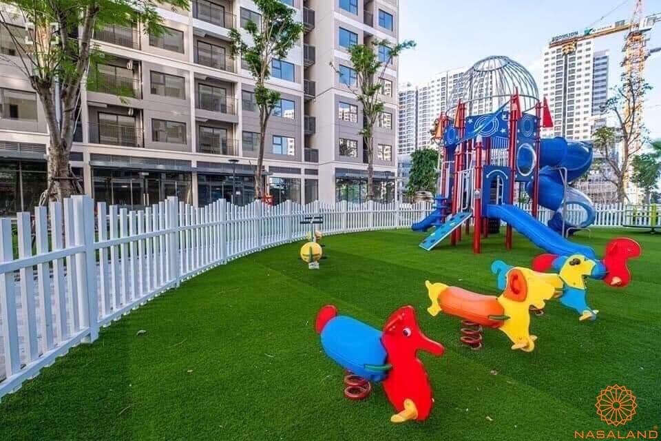 Hình ảnh thực tế The Rainbow - khu vui chơi trẻ em