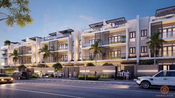 Nhà mẫu dự án An Phú New City