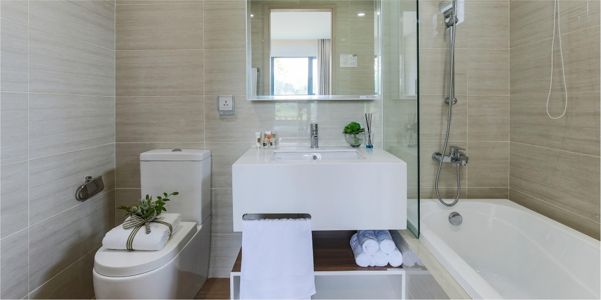 Nhà mẫu căn hộ chung cư Palm Garden Quận 2 Đường Song Hành chủ đầu tư Keppel Land