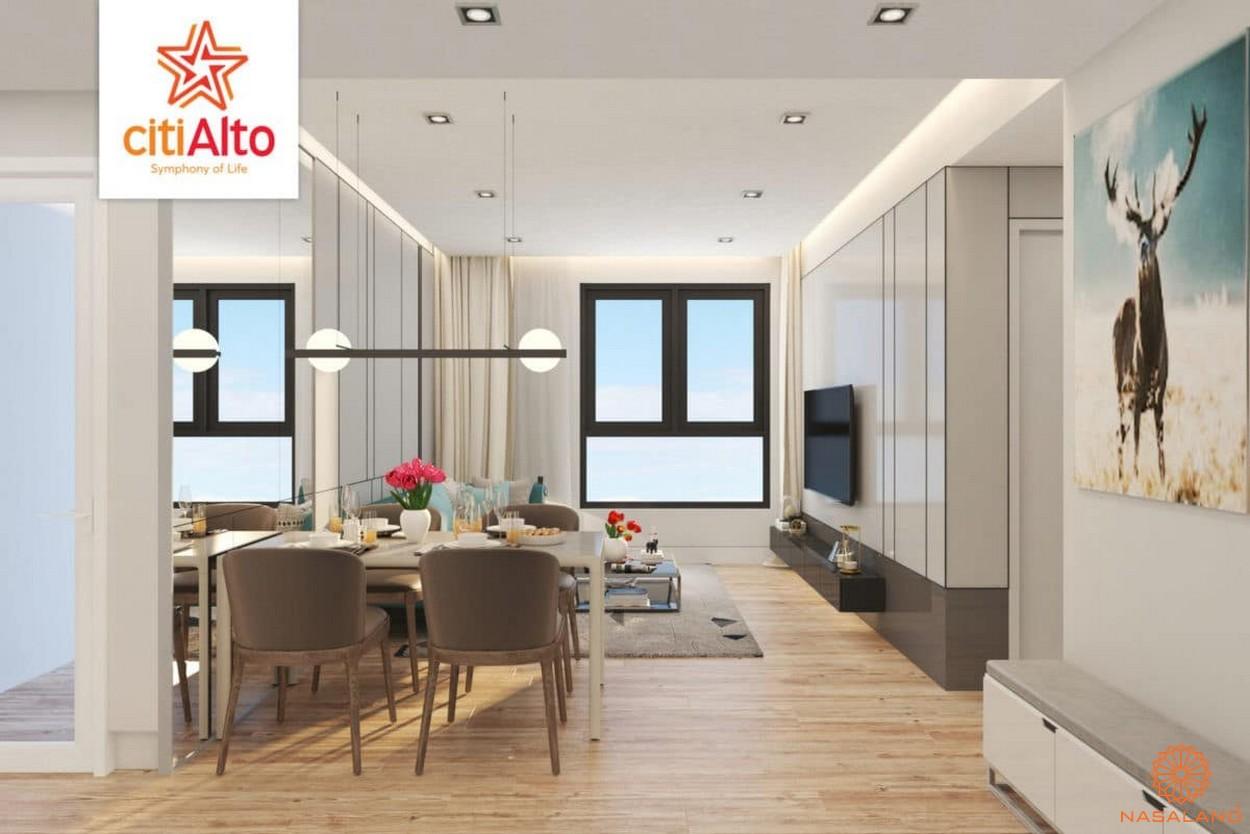 Nhà mẫu căn hộ CitiAlto