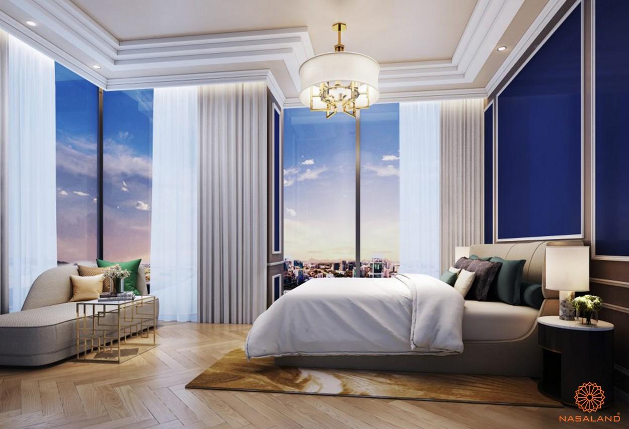 Nội thất căn hộ chung cư The Metropole Thủ Thiêm