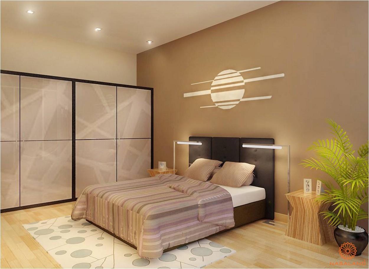 Nhà mẫu phòng ngủ tại căn hộ chung cư Thảo Điền Pearl Quận 2