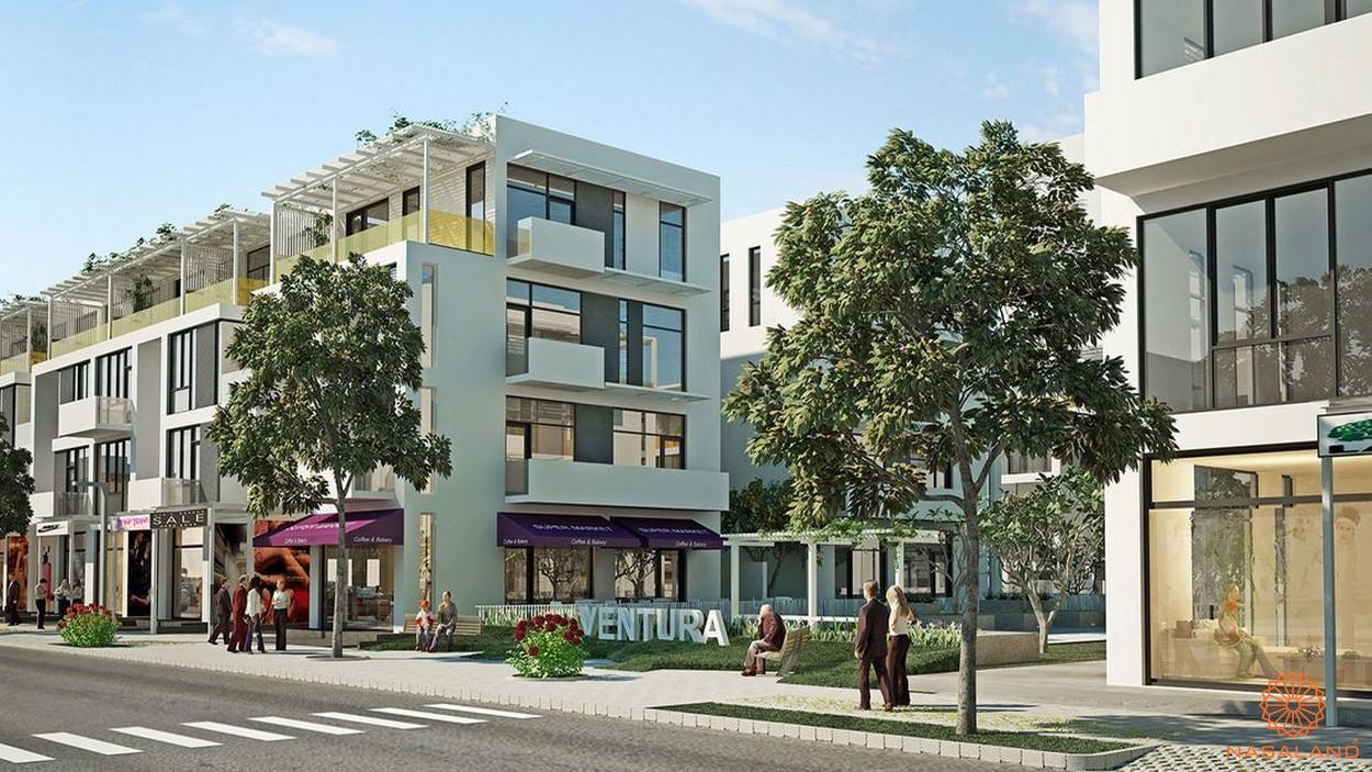 Hình minh họa nội thất dự án Ventura Quận 2
