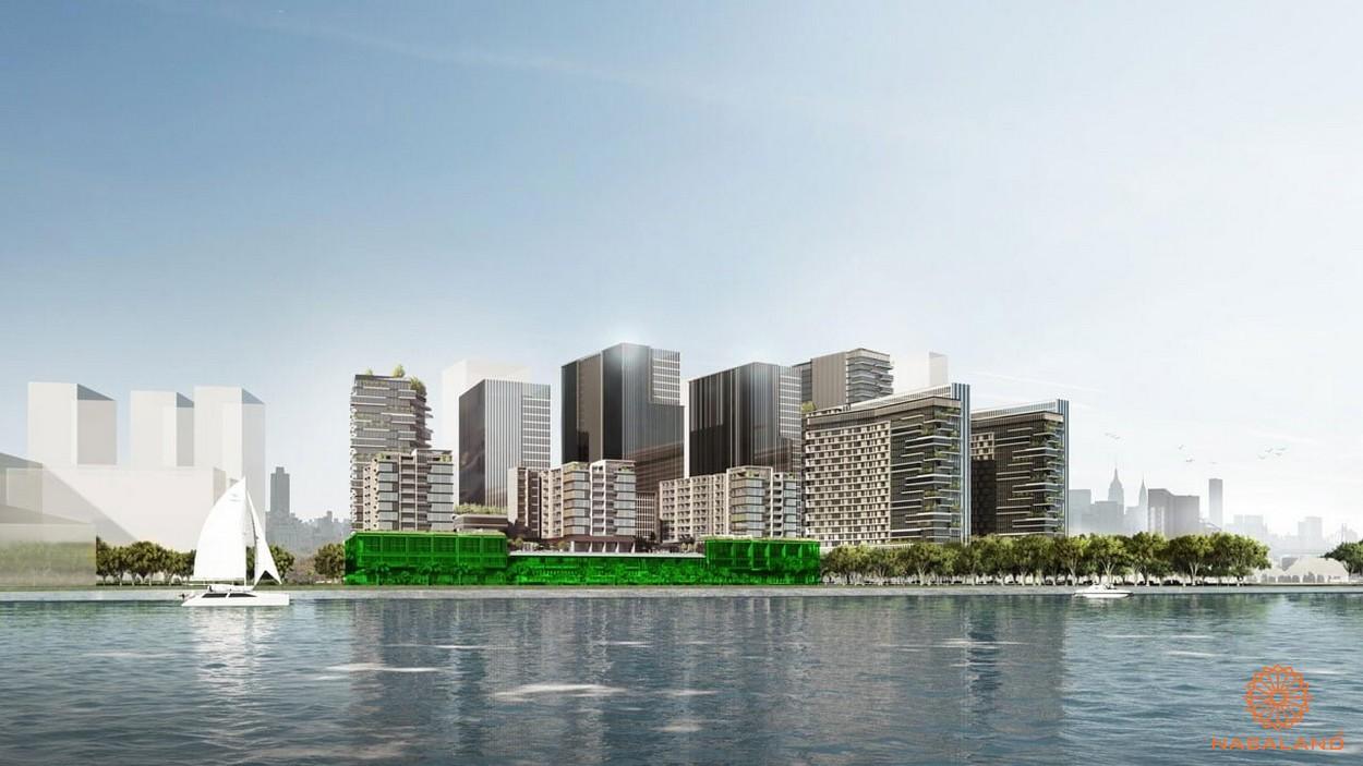 Hình ảnh phối cảnh căn hộ Metropole Thủ Thiêm Quận 2