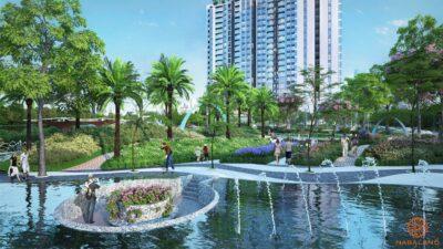 Hình ảnh phối cảnh dự án căn hộ Thủ Thiêm Dragon Quận 2