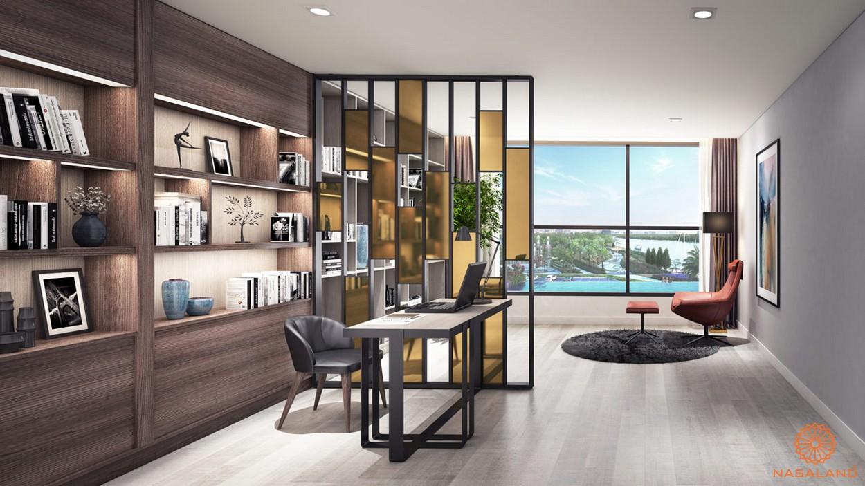 Nhà mẫu dự án căn hộ chung cư Thủ Thiêm Dragon Quận 2