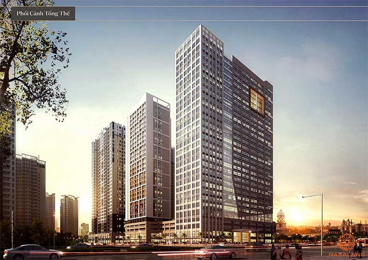 Phối cảnh tổng thể dự án Sài Gòn Broadway