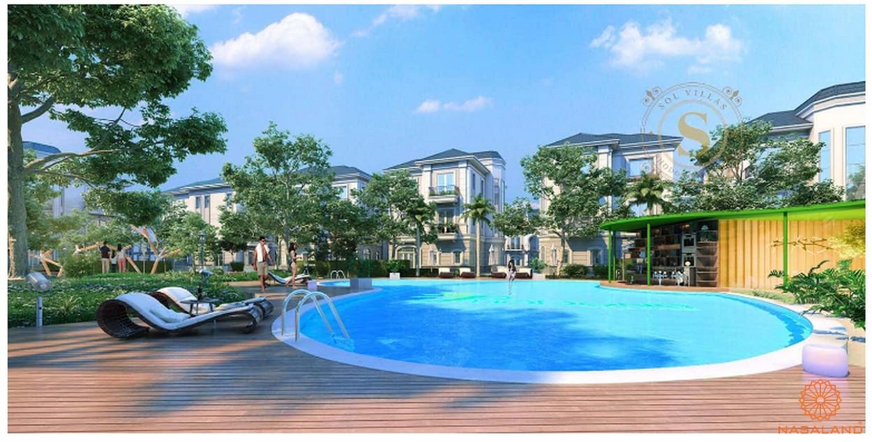 Tiện ích dự án biệt thự Sol Villas Quận 2
