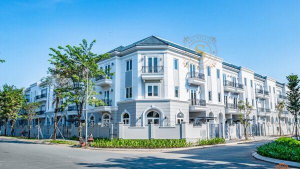 Mua bán cho thuê dự án biệt thự Sol Villas
