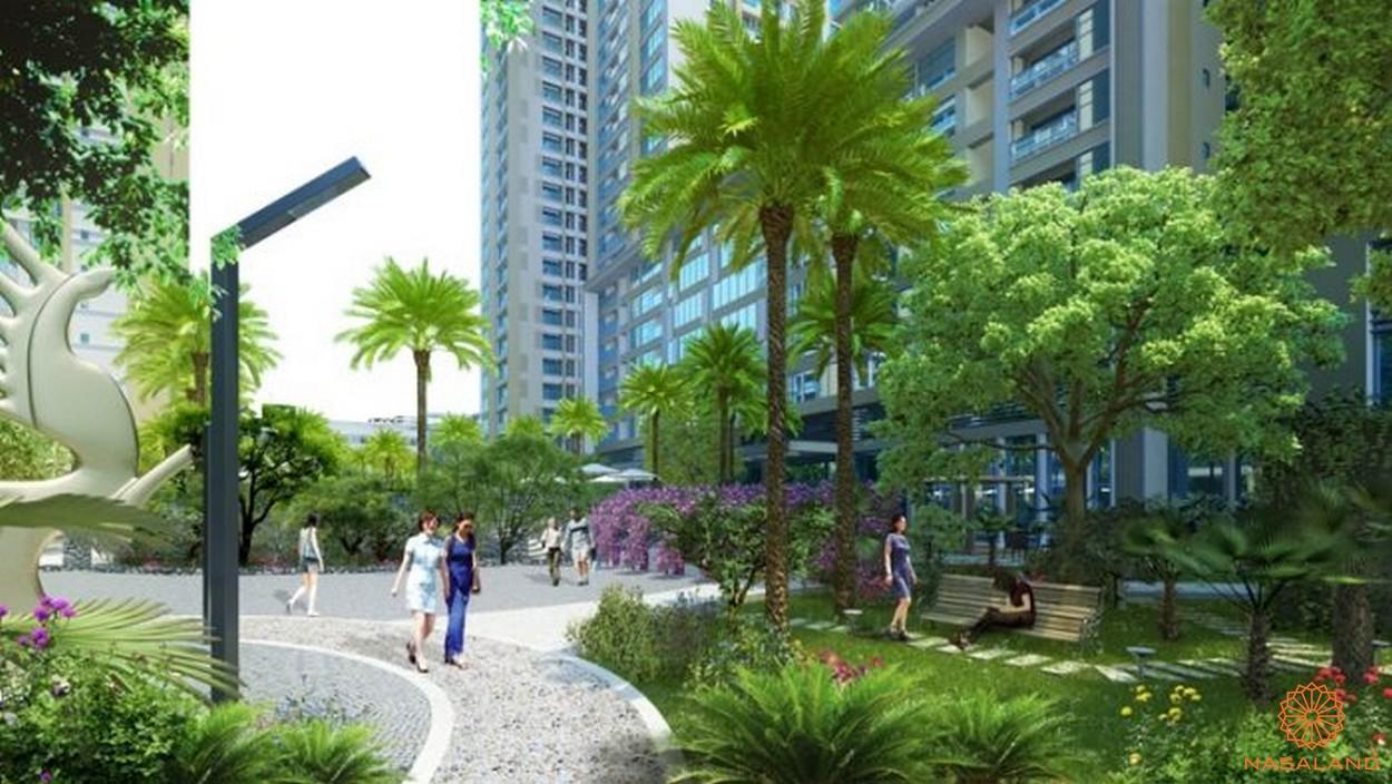 Tiện ích dự án căn hộ Cherry Apartment