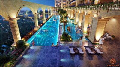 Mua bán cho thuê dự án căn hộ Rome Diamond Lotus Quận 2 đường Mai Chí Thọ