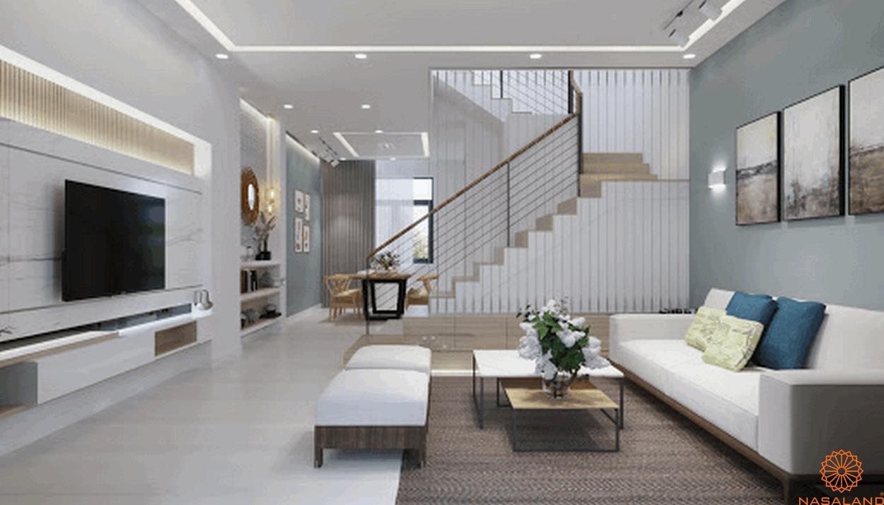 Nhà mẫu dự án căn hộ CitiBella 1 Quận 2