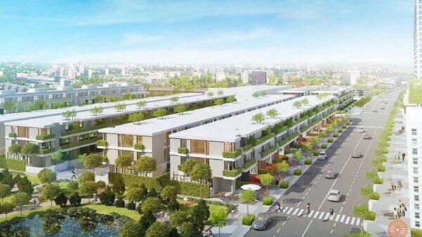 Phối ảnh dự án chung cư Ventura Quận 2