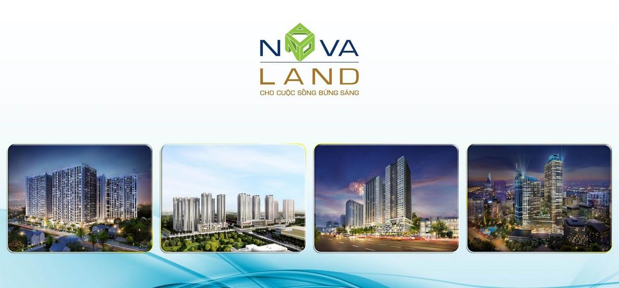 Chủ đầu tư dự án căn hộ chung cư Rivergate Residence Quận 4 Đường Bến Vân Đồn chủ đầu tư Novaland