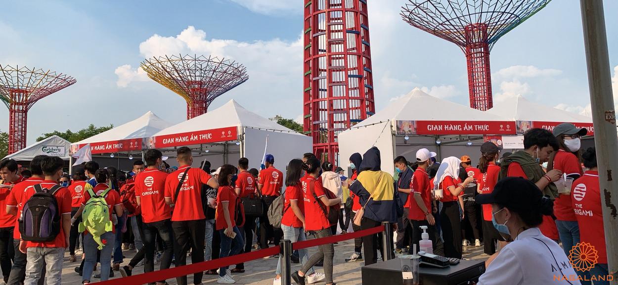 Lễ ra quân The Origami Vinhomes Grand Park cùng Nasaland