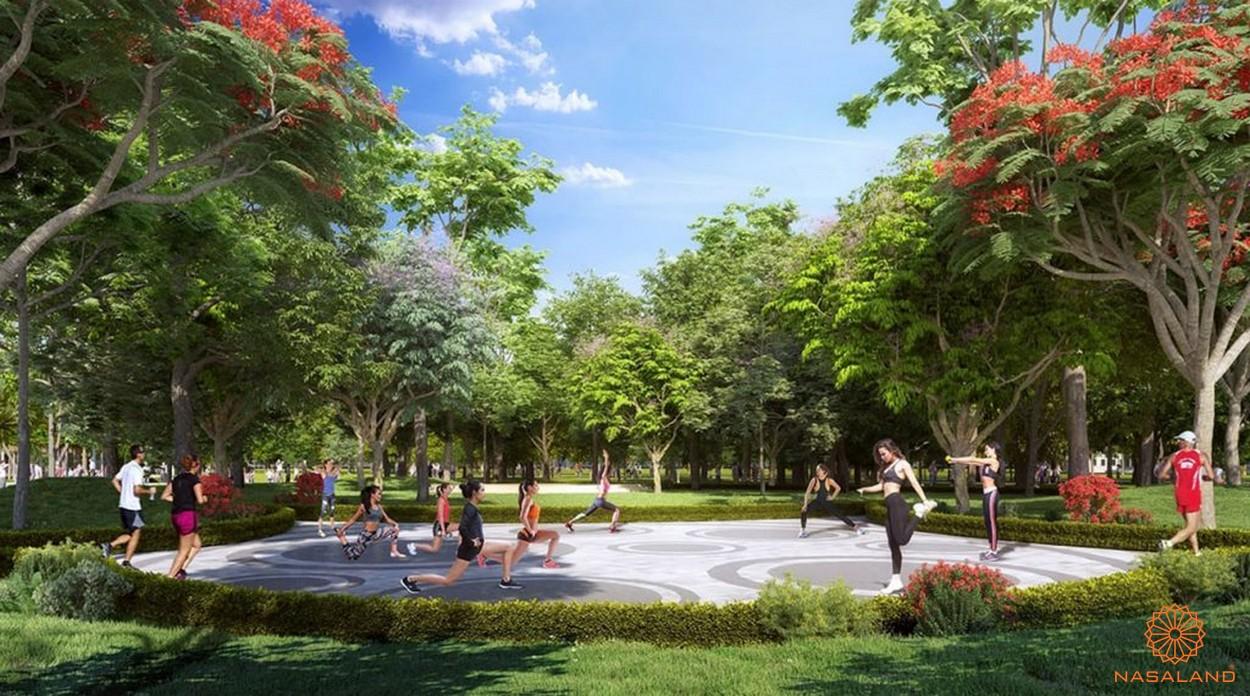 tiện ích nội khu dự án căn hộ Masterise Marina Central