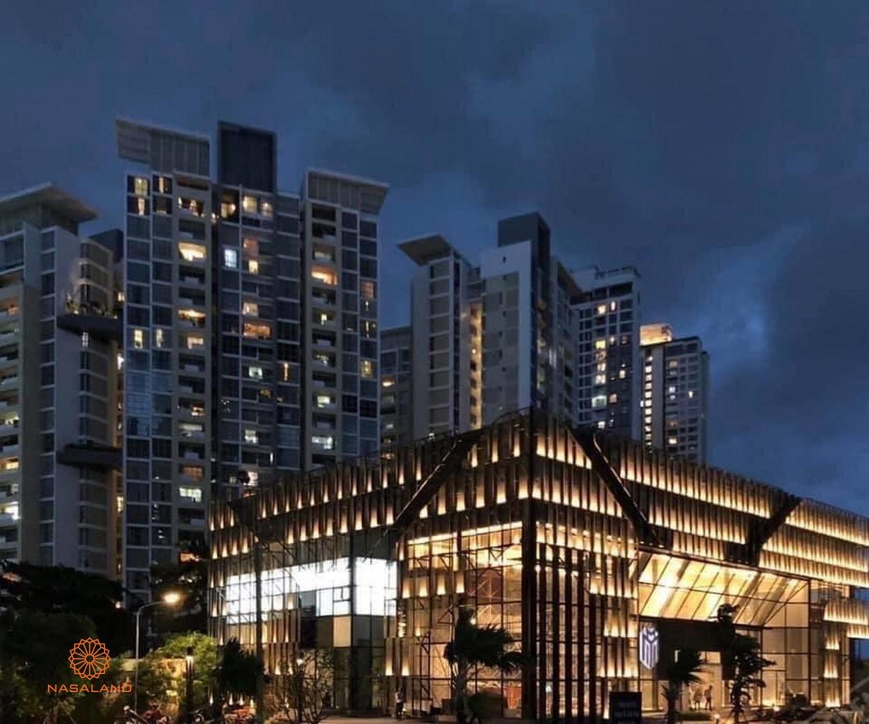 Thiết kế nhà mẫu dự án Marina Central - Vinhomes Grand Park Quận 9