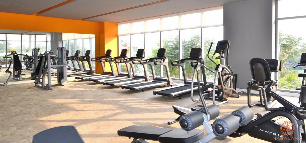 Tiện ích Palm City quận 2 - Phòng Gym