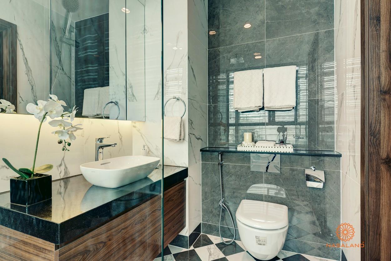 Thiết kế nhà mẫu dự án căn hộ D'Edge Quận 2