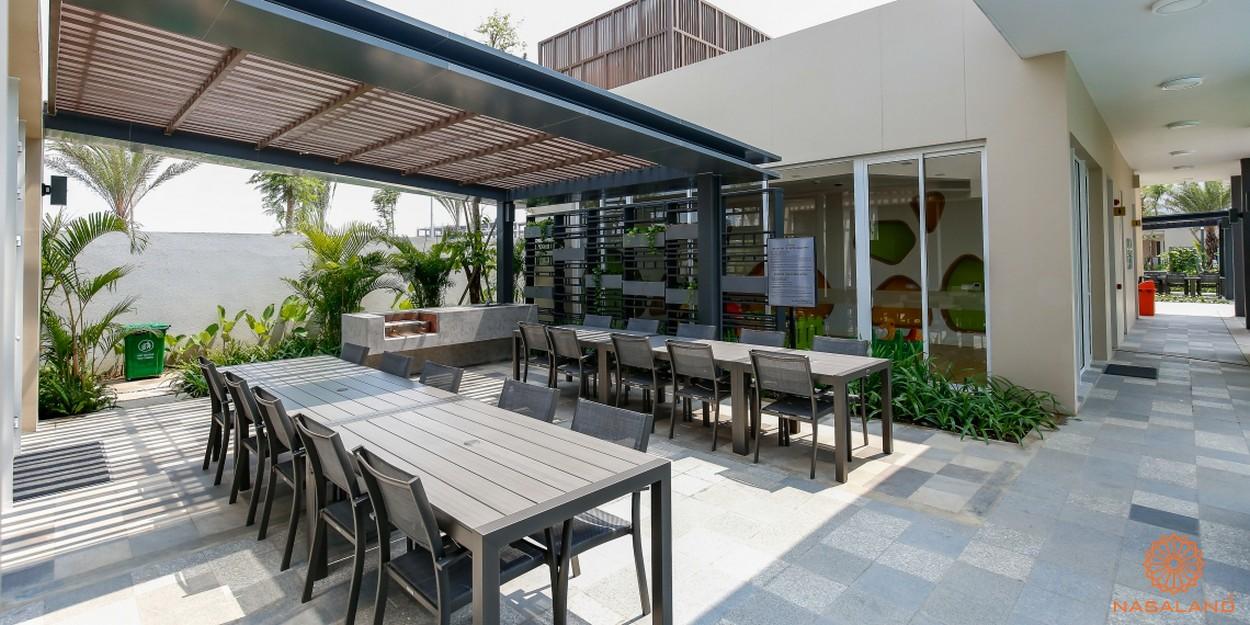 Tiện ích dự án Palm Residence