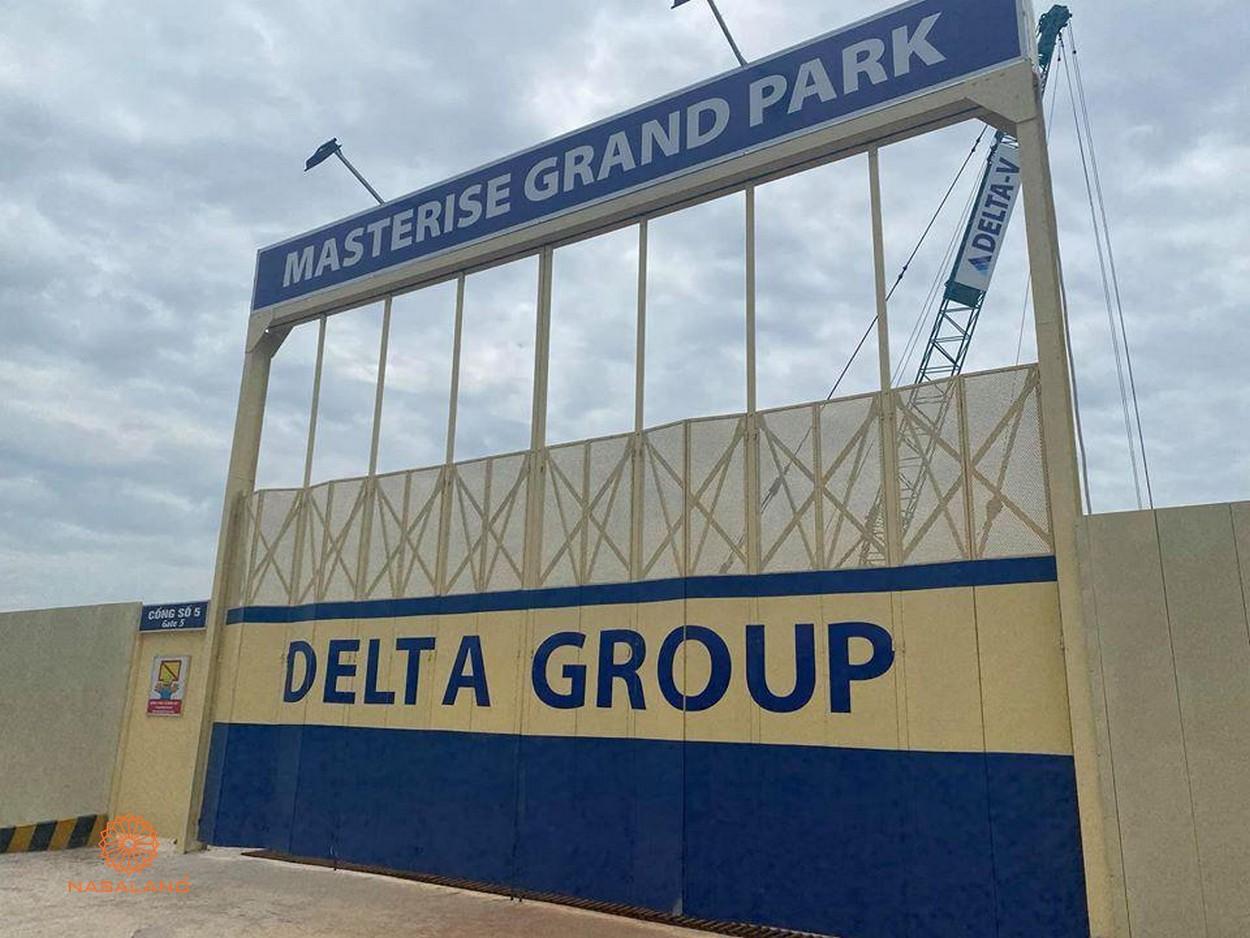 Tiến độ dự án Marina Central - Vinhomes Grand Park Quận 9 cập nhật mới nhất tháng 8/2020