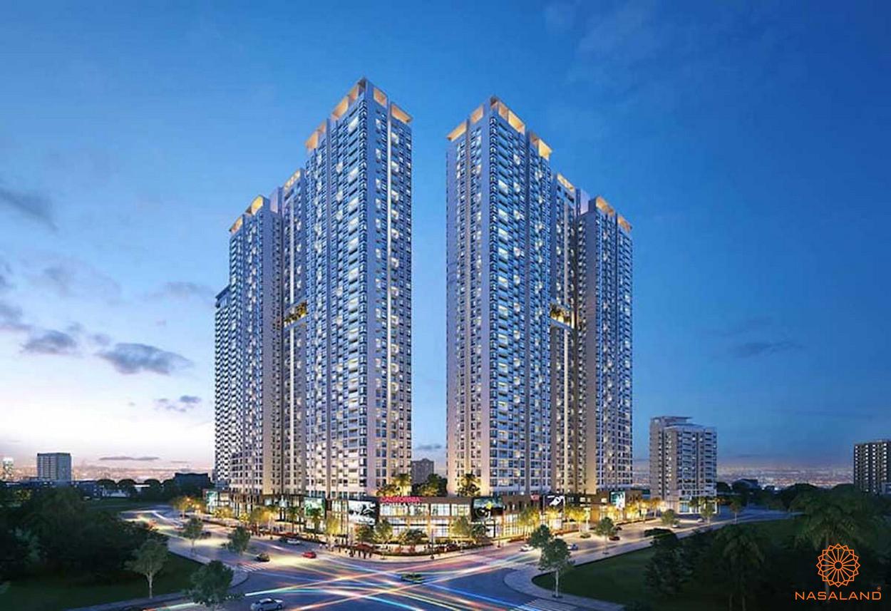Tổng quan dự án Marina Park