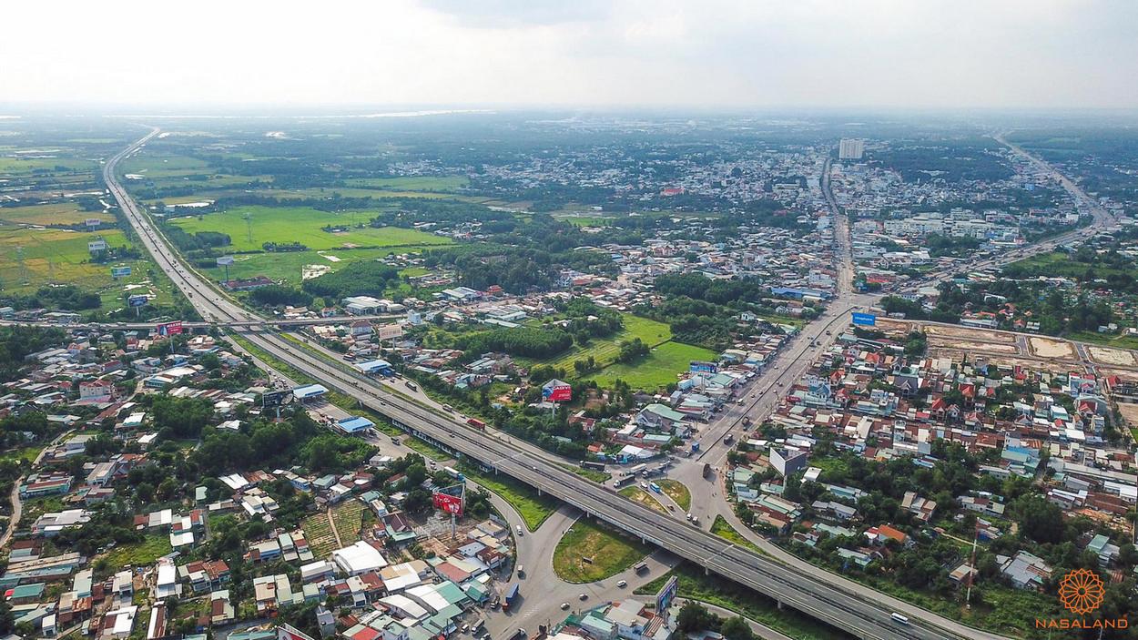 Liên kết vùng Vinhomes Grand Park - cao tốc Long Thành - Dầu Giây