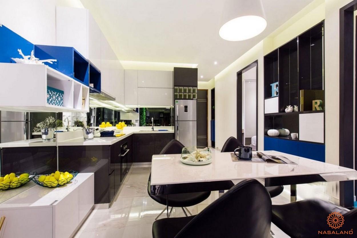 Nhà mẫu phòng bếp căn hộ chung cư Masteri An Phú quận 2