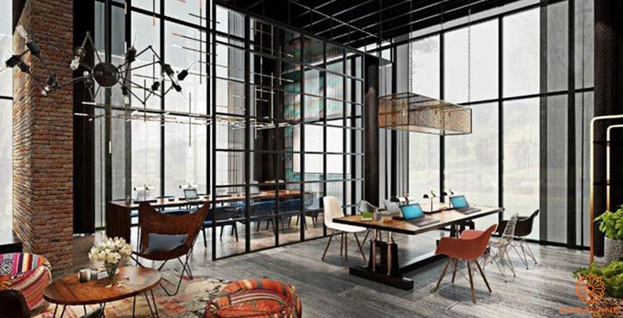 Nhà mẫu căn hộ De La Sol quận 4