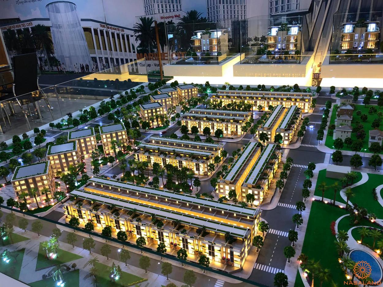 Nhà phố An Phú New City - nhà mẫu chi tiết