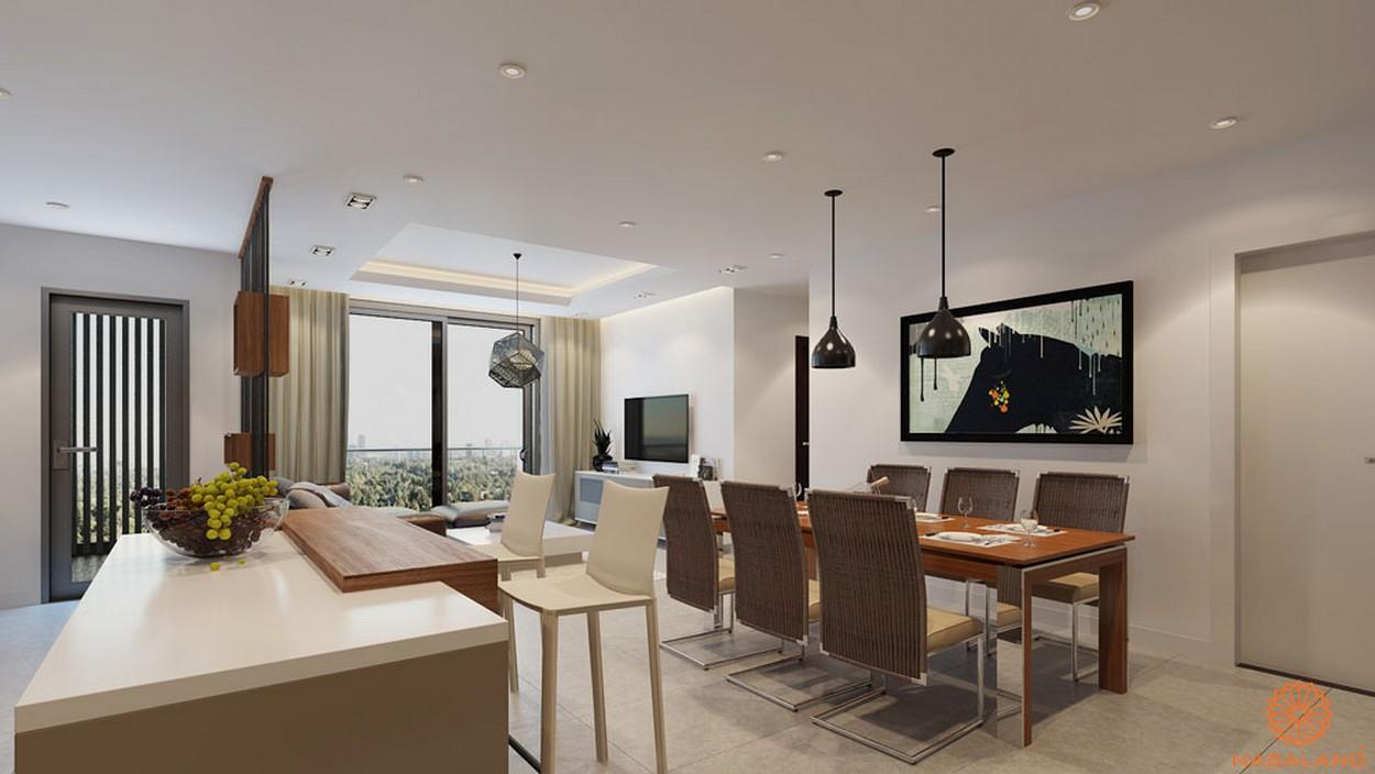 Nội thất dự án căn hộ Galaxy 9 quận 4 chủ đầu tư Novaland