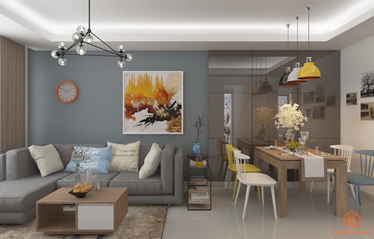 Nội thất dự án căn hộ Marina Park