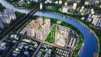 Phối cảnh dự án căn hộ Galaxy 9 quận 4 chủ đầu tư Novaland