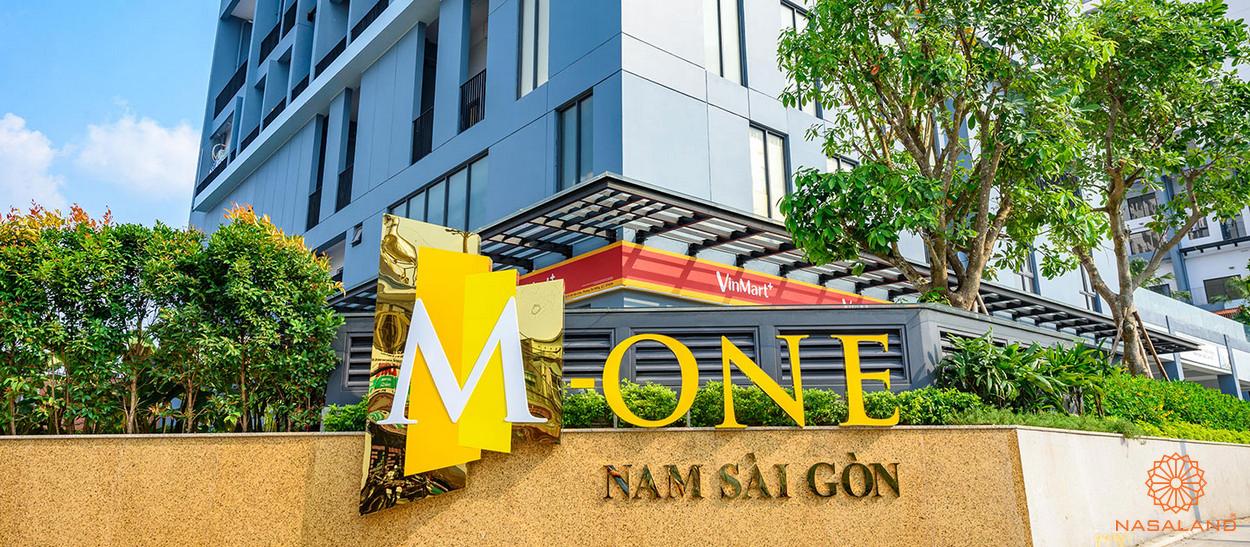 Phối cảnh dự án M-One Nam Sài Gòn